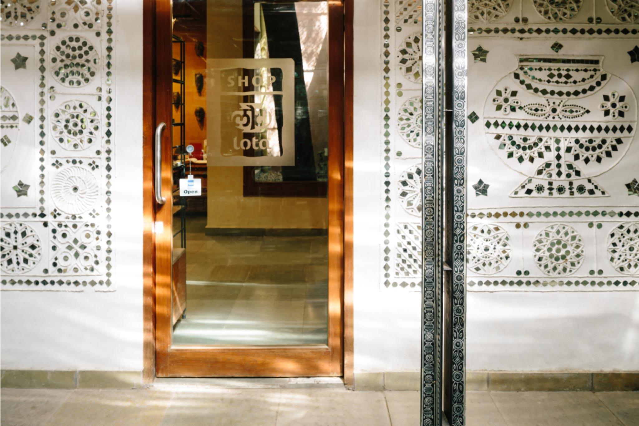 Cafe Lota & Museum Shop Delhi