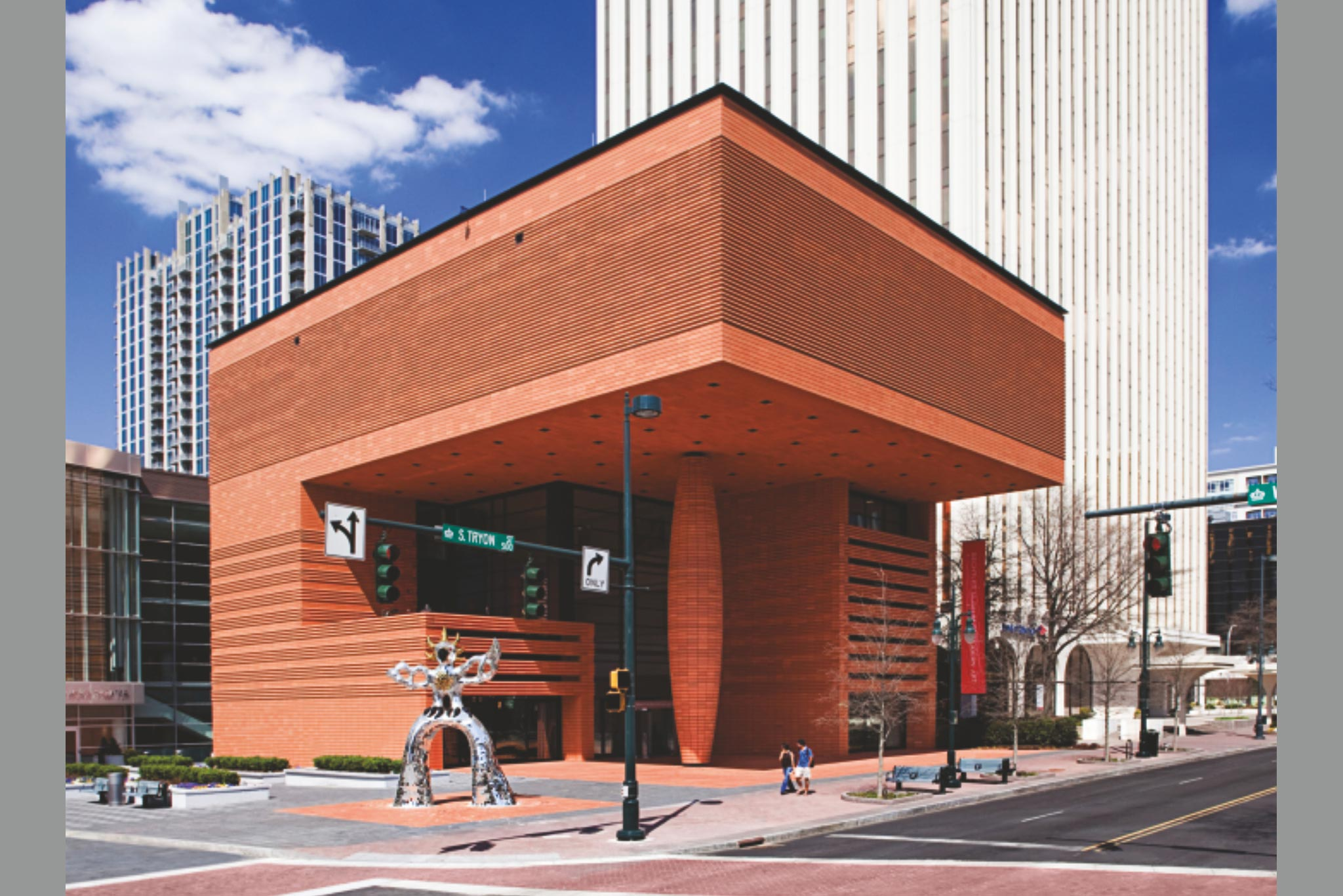 Bechtler Museum photo credit © Joel Lassiter