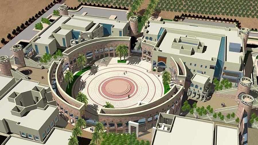 Jordan University, Irbid, Jordan