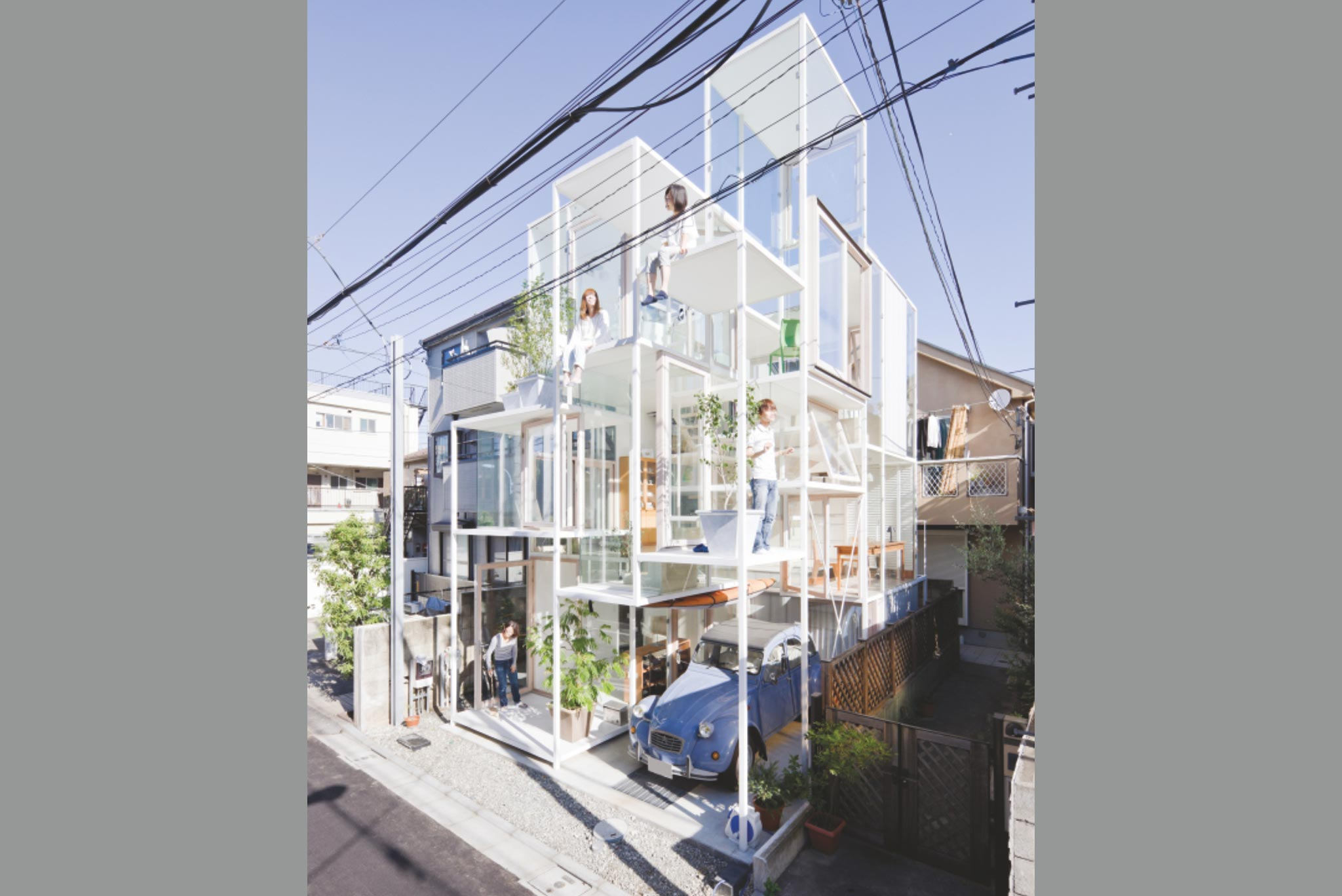 House like a Single Tree, Tokyo Photo Credit © IWAN BAAN