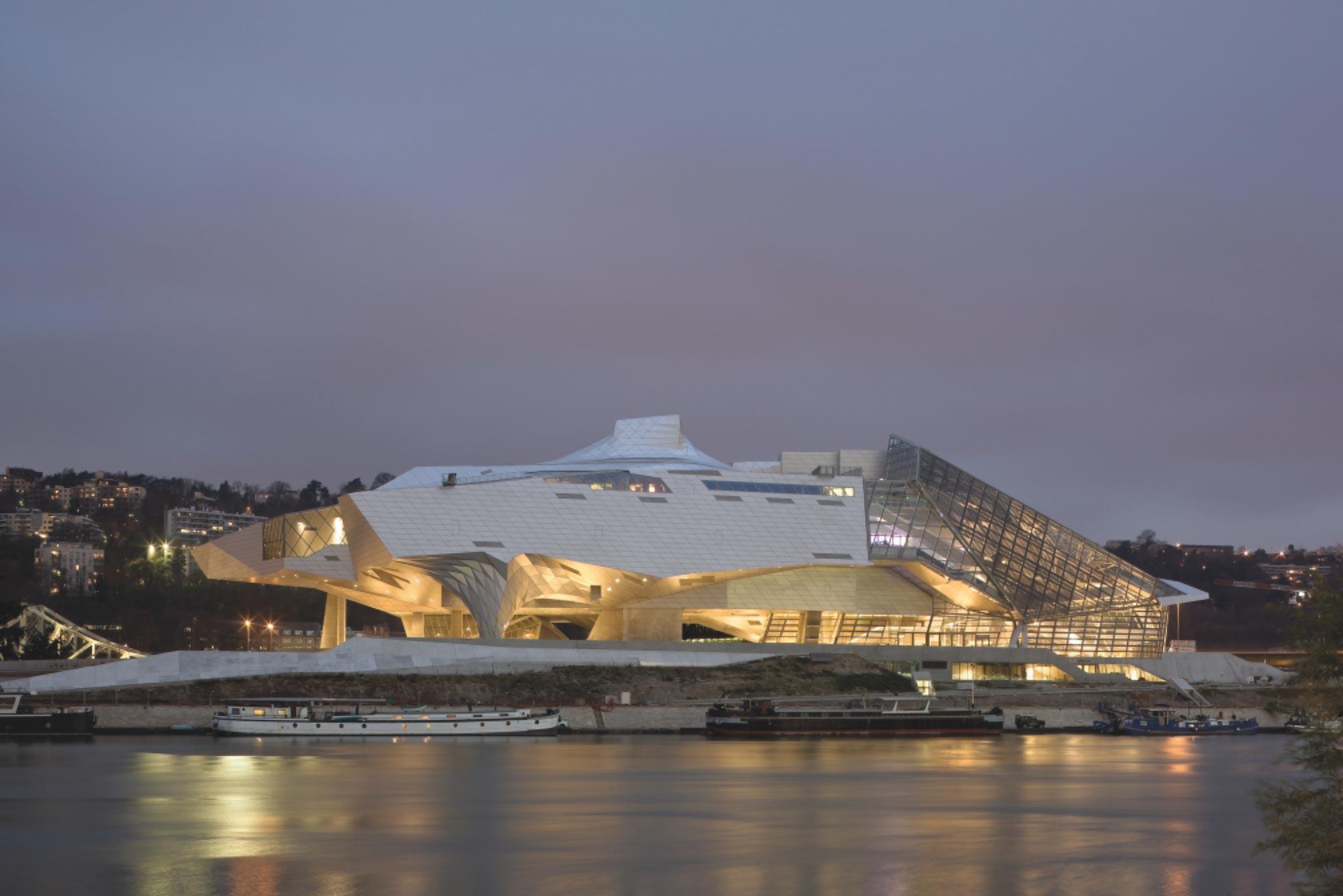 Musée des Confluences, Lyon, France: photo credit © Duccio Malagamba
