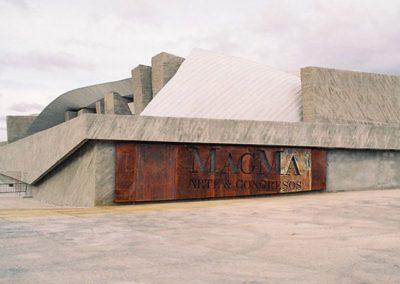 MAGMA ART & CONGRESS (Costa AdeJe, Spain)